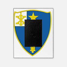 1st Battalion 46th Infantry Regiment Picture Frame
