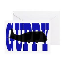 Guppy Greeting Card