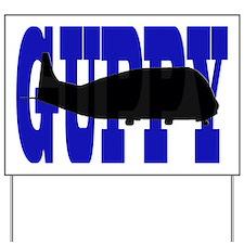 Guppy Yard Sign