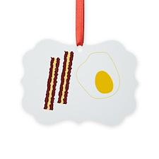 Breakfast - Eggs & Bacon Ornament