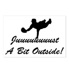justabitoutside.gif Postcards (Package of 8)