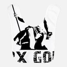 RX GOD WHITE Bib