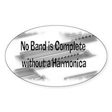 Harmonica Decal