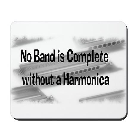 Harmonica Mousepad