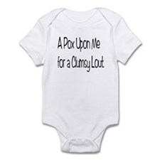 A Clumsy Lout Infant Bodysuit