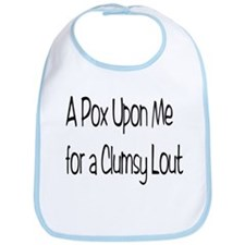 A Clumsy Lout Bib