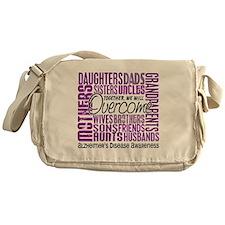 ALZHEIMERS DISEASE Messenger Bag