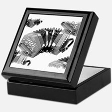 Concertina Keepsake Box