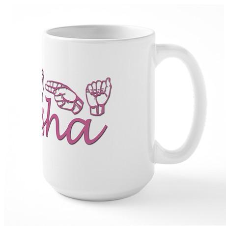 Natasha Large Mug