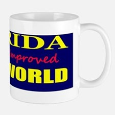 Florida 3rd World bumper sticker Mug