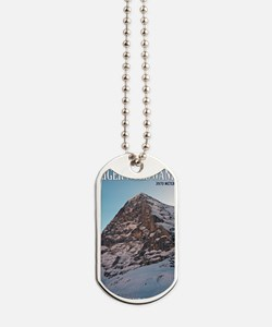Switzerland - Eiger Nordwand Dog Tags