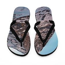 Switzerland - Eiger Nordwand Flip Flops