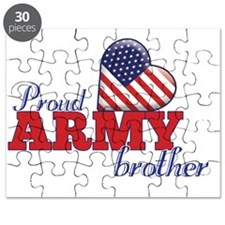 Proud Army Brother Puzzle