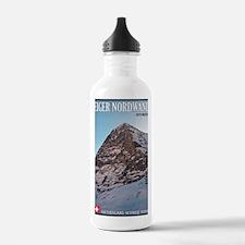 Switzerland - Eiger No Water Bottle