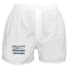 Hammered Dulcimer Boxer Shorts