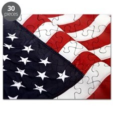 AmericanFLAG Patriotic Note Card (NoteCardS Puzzle