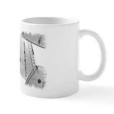 Hammered Dulcimer Mug