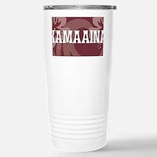 KamaainaLP Stainless Steel Travel Mug