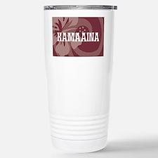 Kamaaina22 Stainless Steel Travel Mug
