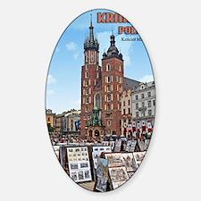 Krakow - Basillica Decal