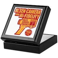 Olsen-Camera Keepsake Box