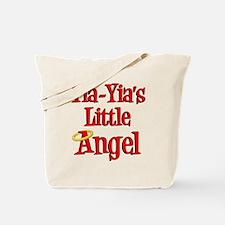 Yia Yias Little Angel Tote Bag