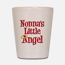 Nonnas Little Angel Shot Glass