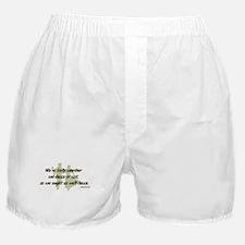 Folk Dance Fools Boxer Shorts