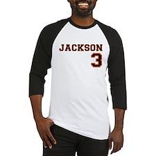 MUNI themed - 3 Jackson Baseball T-shirt