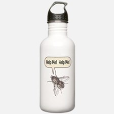 help me- for white Water Bottle