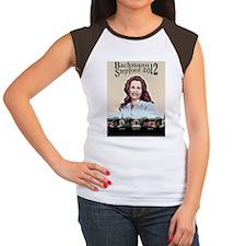 bachman-stepford-CRD Women's Cap Sleeve T-Shirt