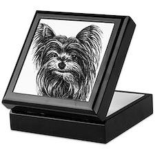 Yorkshire Terrier Keepsake Box