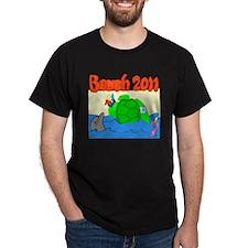 2011_beachweek_v1 T-Shirt