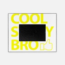 Cool-story-bro-(yellow) Picture Frame