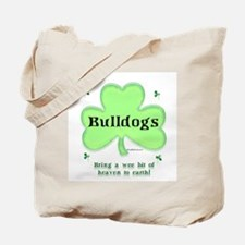 Bulldog Heaven Tote Bag