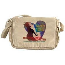 Adopt A Horse Messenger Bag