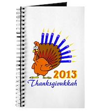 Thanksgivukkah 2013 Menurkey Journal