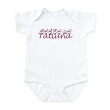 Tatiana Infant Bodysuit