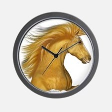 thepalomino Wall Clock