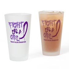 Fibromyalgia Drinking Glass