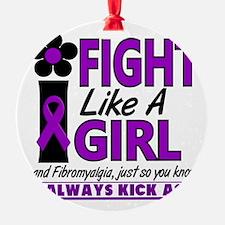 Fibromyalgia Ornament