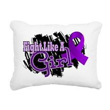 DONE1 Rectangular Canvas Pillow