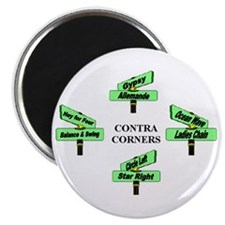 Contra Corners Magnet