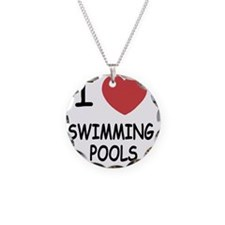SWIMMING_POOLS Necklace