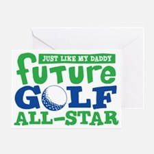 future all star BOY Greeting Card