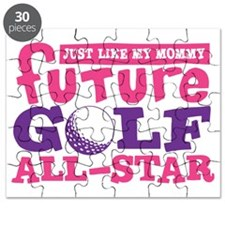 future all star GIRL Puzzle