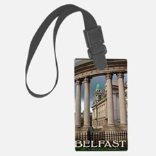 Belfast City Hall Luggage Tag