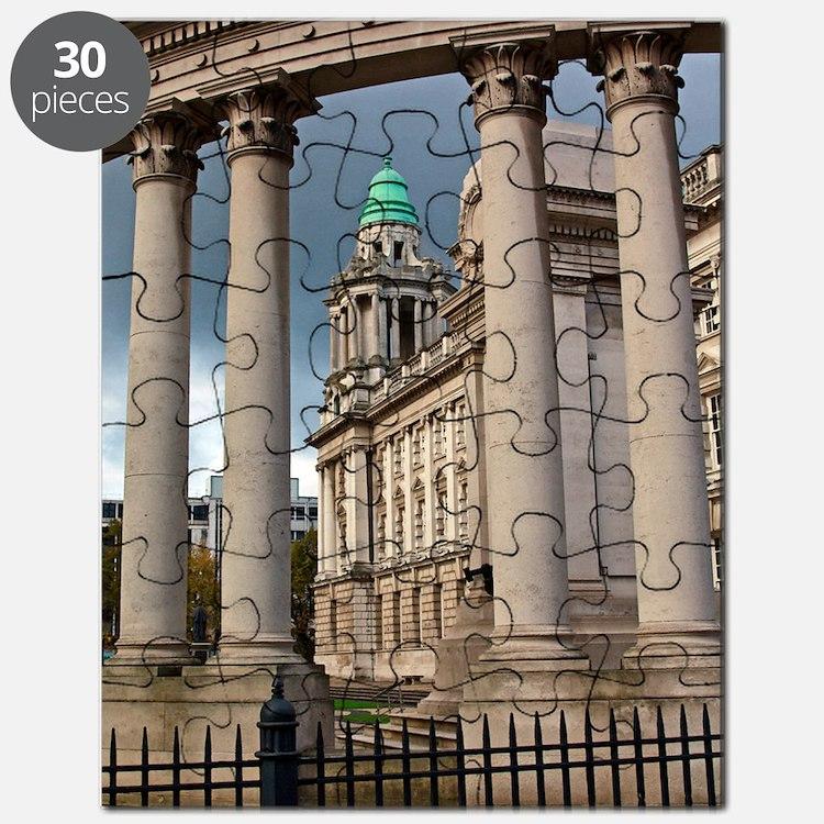 Belfast City Hall Puzzle