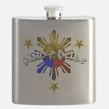 pinoy pride Flask