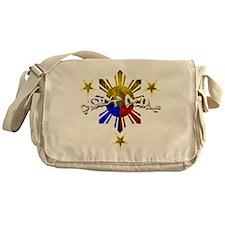 pinoy pride Messenger Bag